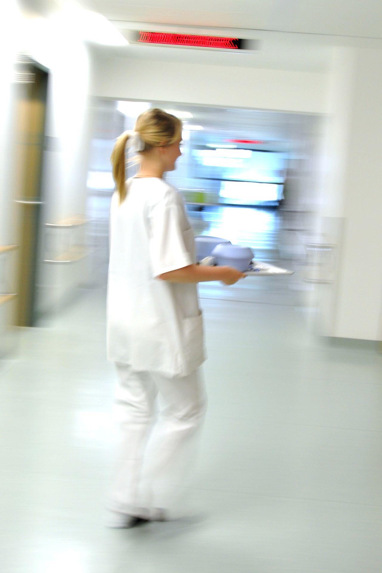In Deutschland fehlt jeder dritte Krankenpfleger - Krebs-Nachrichten