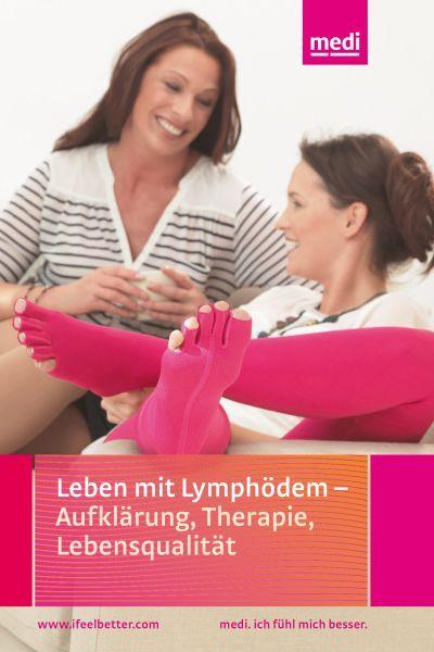 Leben mit Lymphödem - kostenlose DVD - Krebs-Nachrichten